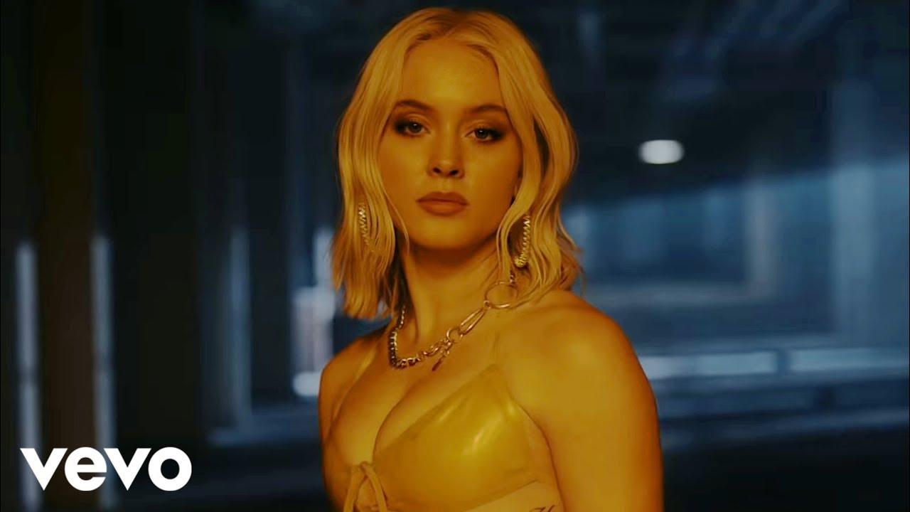 Zara Larsson「Don't Worry Bout Me」の洋楽歌詞カタカナ・YouTube動画・解説まとめ